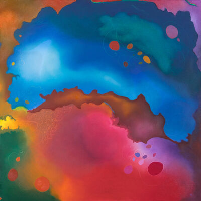 Su Knoll Horty, 'Color Pops 17', 2016