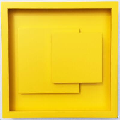 Geneviève Claisse, 'ADN jaune', 1972-2016