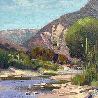Jim Lamb, 'Afternoon on Aliso Creek', 2017