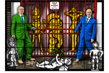 Gilbert & George / New Normal Pictures