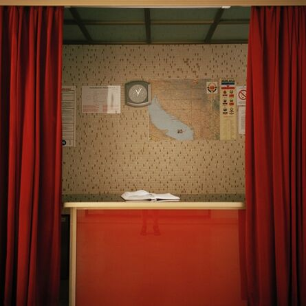 Dragana Jurisic, 'from the series YU: The Lost Country', 2012