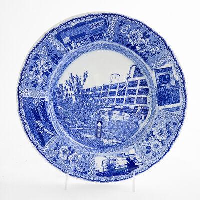 Paul Scott, 'Cumbrian Blue(s), New American Scenery, Detroit Ghost Gardens No. 2', 2019