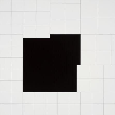 Attila Kovács, 'progression, 2-1974', 1974-1975