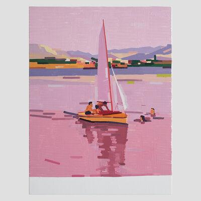 Guy Yanai, 'Sea Of Galilee', 2020