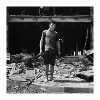 Sean Hemmerle, 'Plumber, Baghdad, Iraq', 2003