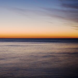 Lucinda Devlin, 'Lake Huron, 9.1.2012, 6:31am', 2012