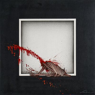 Emilio Scanavino, 'La finestra', 1974
