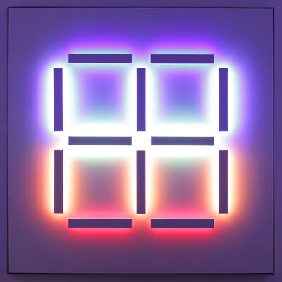 Erwin Redl, 'Reflections, on Patterns and Signs', 2015