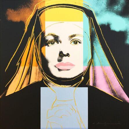 Andy Warhol, 'Ingrid Bergman II.314: The Nun ', 1983