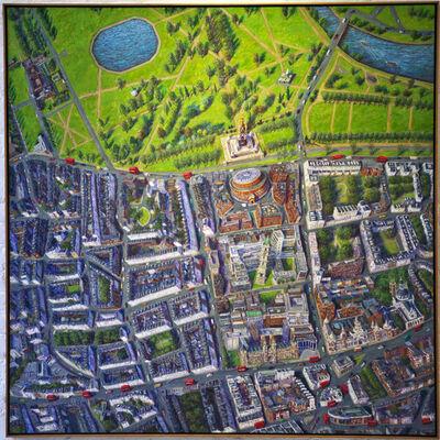 John Alexander Parks, 'South Kensington', 2004