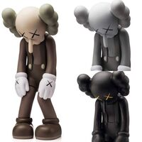 KAWS, 'KAWS SMALL LIE: complete set of 3 works ', 2017