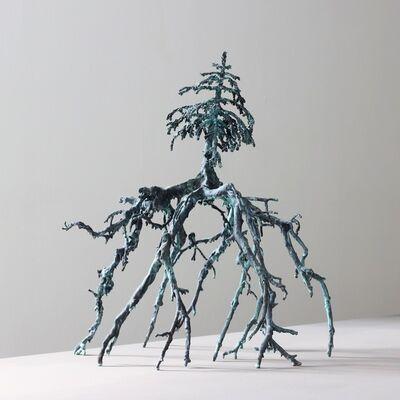 Ellen Ehk Åkesson, 'NIGHT TREE (ROOTS) ', 2020