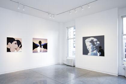 Inside & Beyond   Recent Paintings by Jarek Puczel