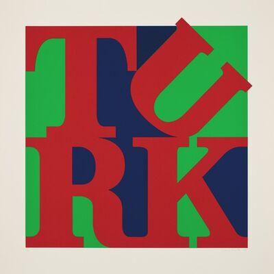 Gavin Turk, 'Turk Love Red', 2009