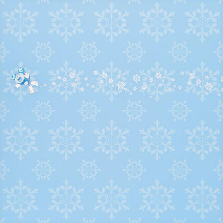 Takashi Murakami, 'Snow', 2001