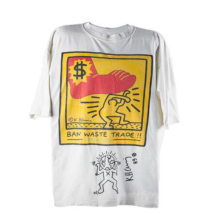 Keith Haring, 'Greenpeace', 1989