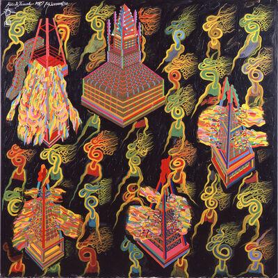 Keiichi Tanaami, 'Spring', 1987