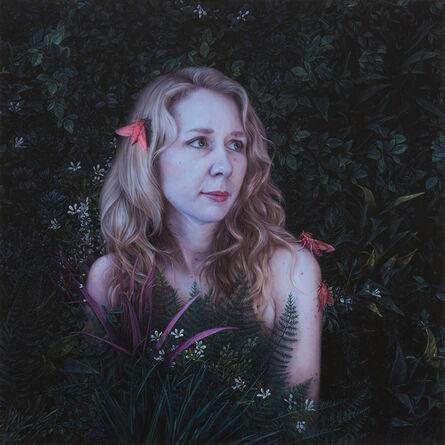 Narelle Zeller, 'Pink Moon', 2021