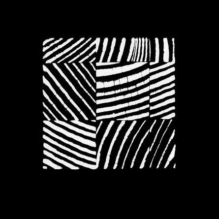 Andre Mirzaian, 'Block Wood Print Negative (ptt)', 2014