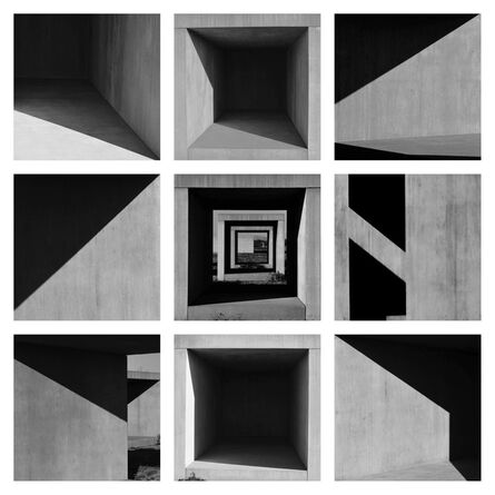 Alexander Barrios, 'Sombras Geometricas (MARFA)', 2014