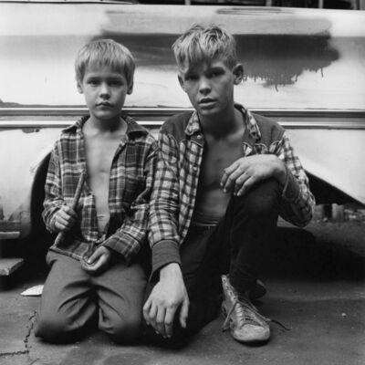 Danny Lyon, 'Uptown, Chicago Portfolio', 1965
