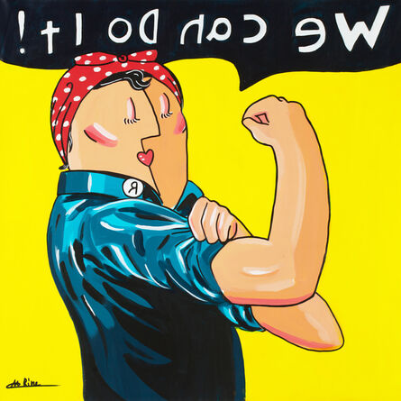 Rina Maimon, 'We Can Do It ', 2013