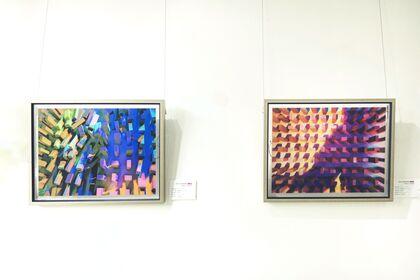 2004-2020 Splendor · Cluster – Solo Clustering-Group Art Exhibition of Zhang Chaorui DaDa.Ryan