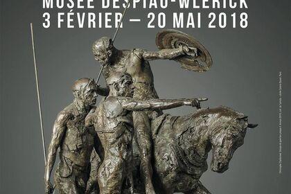 CHARBONNEL - CAVALIERS & GUERRIERS MUSEE DESPIAU WLERICK