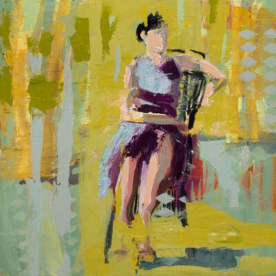Linda Christensen, 'Pat', 2017