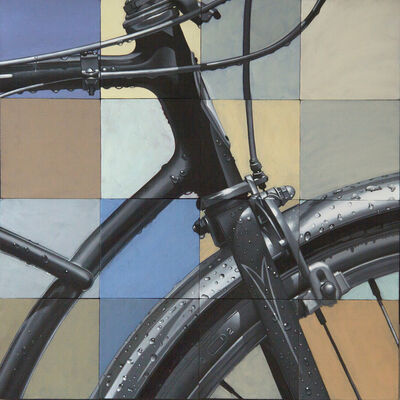 Jeff Cohen, 'Front Brakes in Gray', 2017