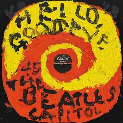 Kerry Smith, 'The Beatles / Hello, Goodbye', 2020