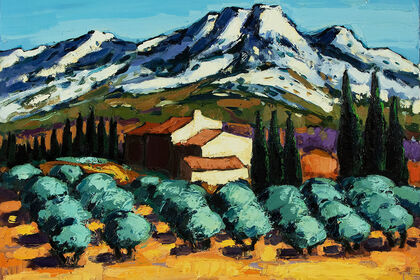 Jean-Claude Quilici. A Retrospective, Sixty Years of Painting