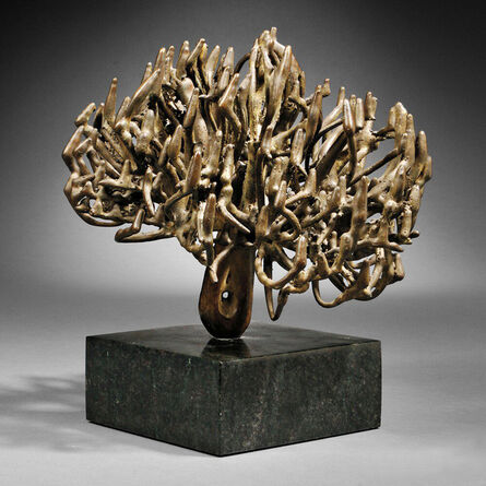Ruth Asawa, 'Untitled (Tree Form)', ca. 1970