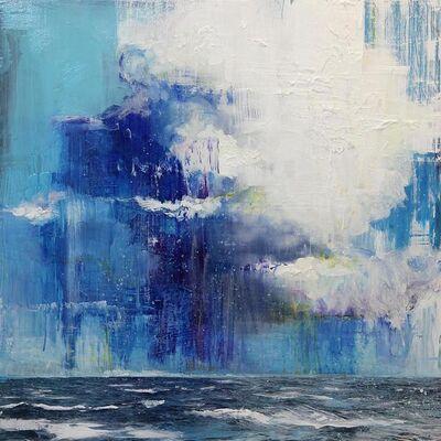 Steven Nederveen, 'Electric Clouds 2', 2017