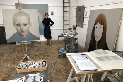 Sarah Ball 'Themself'