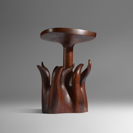 Wendell Castle, 'Early and Important Table', c. 1966