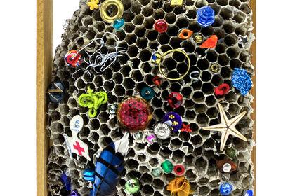 Marilynn Karp   Birdseye Riffs, Portals, & Specimens