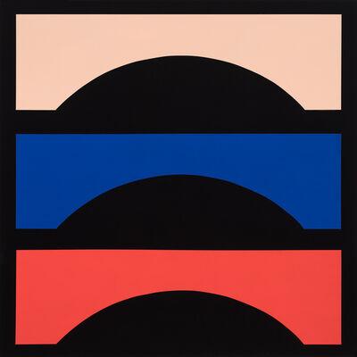 Jason Stewart, 'Three Arcs Parallel', 2021