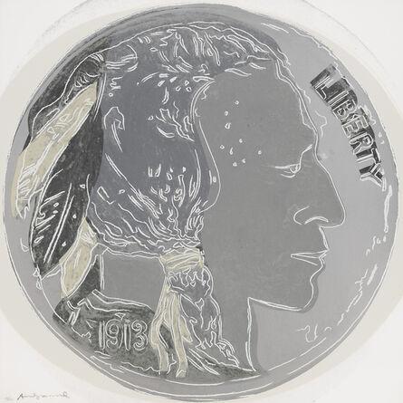 Andy Warhol, 'INDIAN HEAD NICKEL FS II.385', 1986