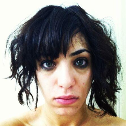 Danielle Georgiou, '#iwokeuplikethis Day #17', 2015