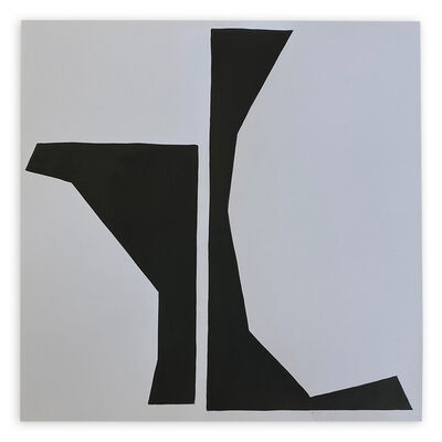 Ulla Pedersen, 'Cut-Up Paper 2006 (Abstract painting)', 2020