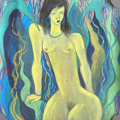 Lucy Y F Chen, 'Nude Decor No. 2', 1993