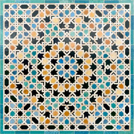Ben Johnson (b.1946), 'Alhambra 8A', 2016