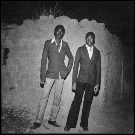 Sanlé Sory, 'Sapeurs mossi de nuit', 1975