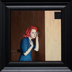 Shaun Downey, 'Glass Against the Wall II', 2019