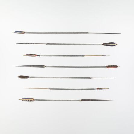 Lourival Cuquinha, 'O Caboco 7 Flechas x Ordem e Progresso', 2015