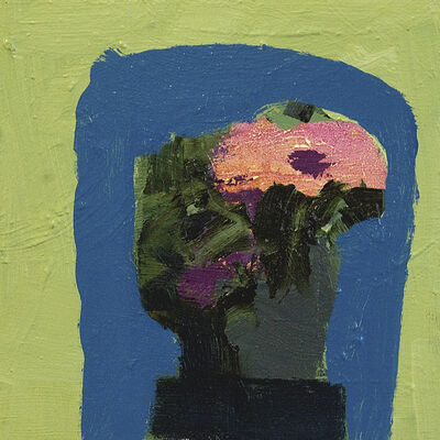 Jennifer Hornyak, 'Pink with Sage Green', 2017