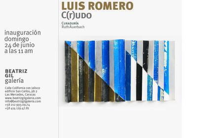 Luis Romero: C(r)udo (2018)