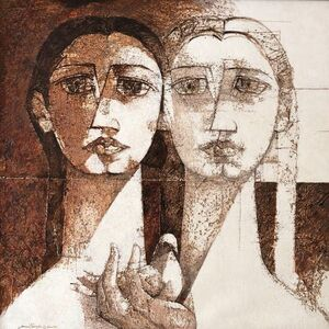 Jamil Naqsh, 'untitled ', 2003