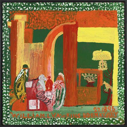 William Hawkins, 'Interior ', 1985